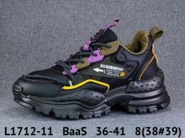BaaS Ботинки демисезонные L1712-11 36-41