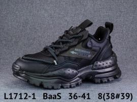 BaaS Ботинки демисезонные L1712-1 36-41