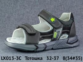 Тотошка Сандалии LX013-3C 32-37