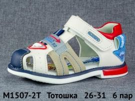 Тотошка Сандалии M1507-2T 26-31