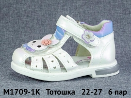 Тотошка Сандалии M1709-1K 22-27