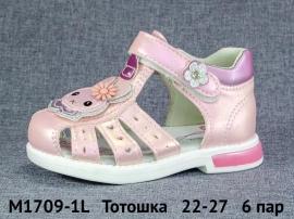 Тотошка Сандалии M1709-1L 22-27