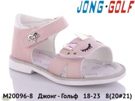 Джонг - Гольф Босоножки M20096-8 18-23