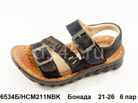 Бонада. Босоножки HCM211NBK 21-26