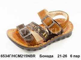 Бонада. Босоножки HCM215NBR 21-26