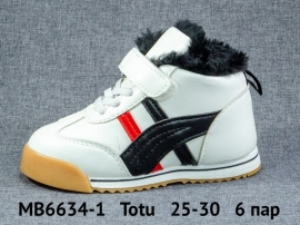 Totu Кроссовки зимние MB6634-1 25-30