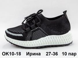 Ирина Изи Буст - Носки Кроссовки OK10-18 27-36