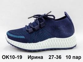 Ирина Изи Буст - Носки Кроссовки OK10-19 27-36