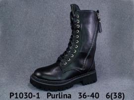 Purlina Сапоги зимние P1030-1 36-40