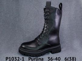Purlina Сапоги зимние P1032-1 36-40