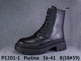 Purlina Ботинки зимние P1201-1 36-41