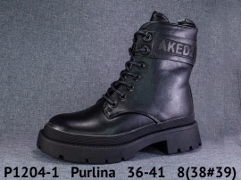 Purlina Ботинки зимние P1204-1 36-41