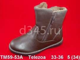 Telezoa. Демисезонные ботинки TM59-53A 33-36