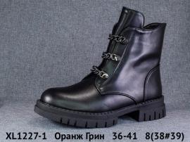 Оранж Грин Ботинки демисезонные XL1227-1 36-41