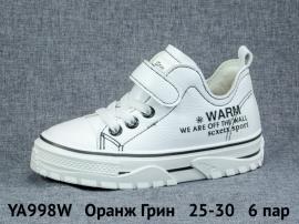 Оранж Грин Ботинки демисезонные YA998W 25-30
