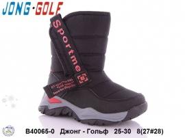 Джонг - Гольф Дутики B40065-0 25-30