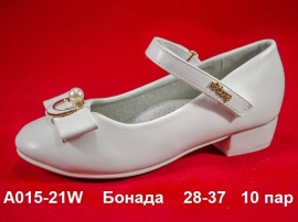 Бонада Туфли A015-21W 28-37
