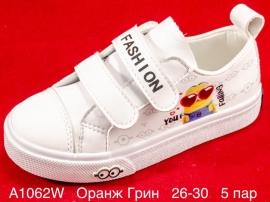 Оранж Грин Слипоны A1062W 26-30
