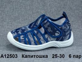 Капитошка Босоножки A12503 25-30