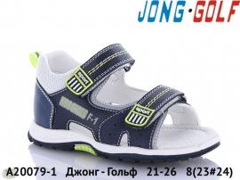 Джонг - Гольф Сандалии A20079-1 21-26