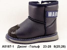 Джонг - Гольф Угги A5187-1 23-28