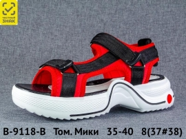 Том. Мики Босоножки B-9118-B 35-40