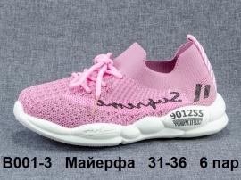 Майерфа Изи Буст - Носки Кроссовки B001-3 31-36