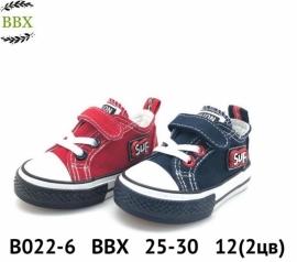 BBX Кеды B022-6 25-30