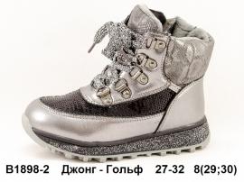 Джонг - Гольф Кроссовки зимние B1898-2 27-32