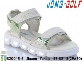 Джонг - Гольф Босоножки B20045-6 27-32