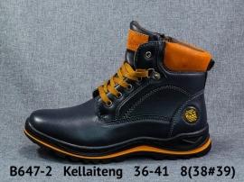 Kellaiteng Ботинки зимние B647-2 36-41
