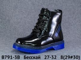 Бесскай Ботинки демисезонные B791-3B 27-32