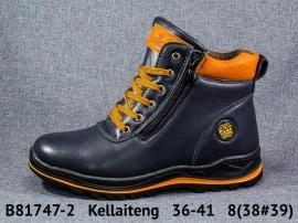 Kellaiteng Ботинки зимние B81747-2 36-41
