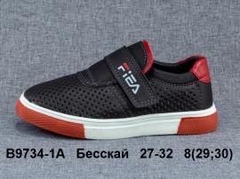 Бесскай Туфли летние B9734-1A 27-32