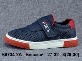 Бесскай Туфли летние B9734-2A 27-32