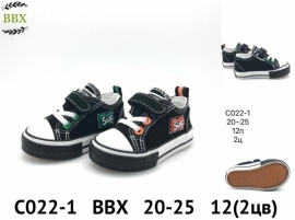 BBX Кеды C022-1 20-25