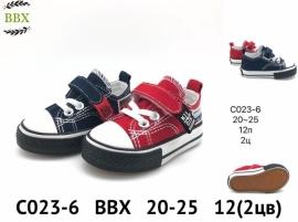 BBX Кеды C023-6 20-25