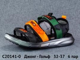 Джонг - Гольф Сандалии C20141-0 32-37