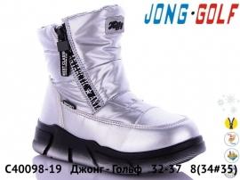 Джонг - Гольф дутики C40098-19 32-37