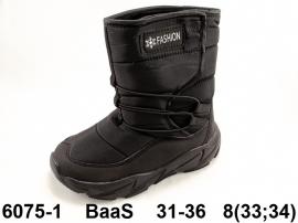 BaaS Сноубутсы 6075-1 31-36
