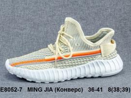 MING JIA (Конверс) Изи Буст - Носки Кроссовки E8052-7 36-41