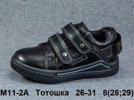 Тотошка Туфли спортивные M11-2A 26-31