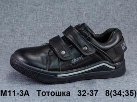 Тотошка Туфли спортивные M11-3A 32-37