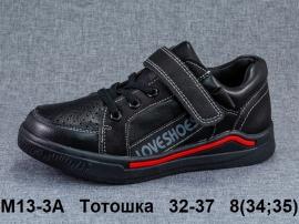 Тотошка Туфли спортивные M13-3A 32-37