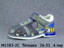 Тотошка Сандалии M1383-2C 26-31