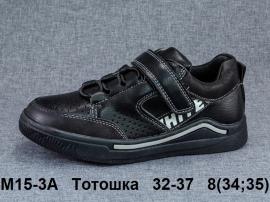 Тотошка Туфли спортивные M15-3A 32-37