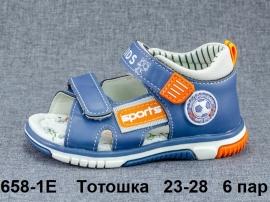 Тотошка Босоножки M658-1E 23-28