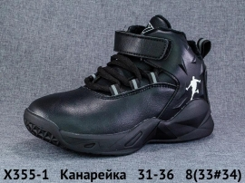 Канарейка Ботинки демисезонные X355-1 31-36