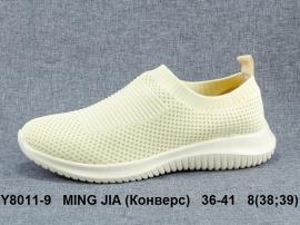 MING JIA (Конверс) Кроссовки летние Y8011-9 36-41