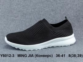 MING JIA (Конверс) Кроссовки летние Y8012-3 36-41